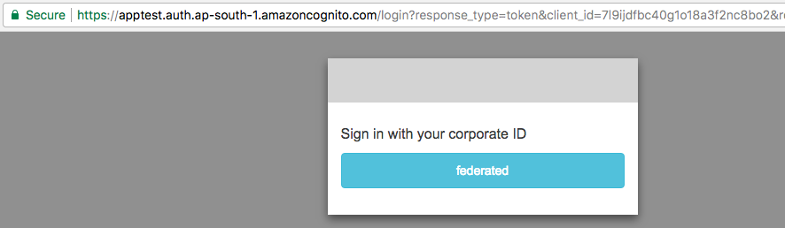 AWS Cognito - Authentication Using Via LDAP ~ Cult Of Cloud