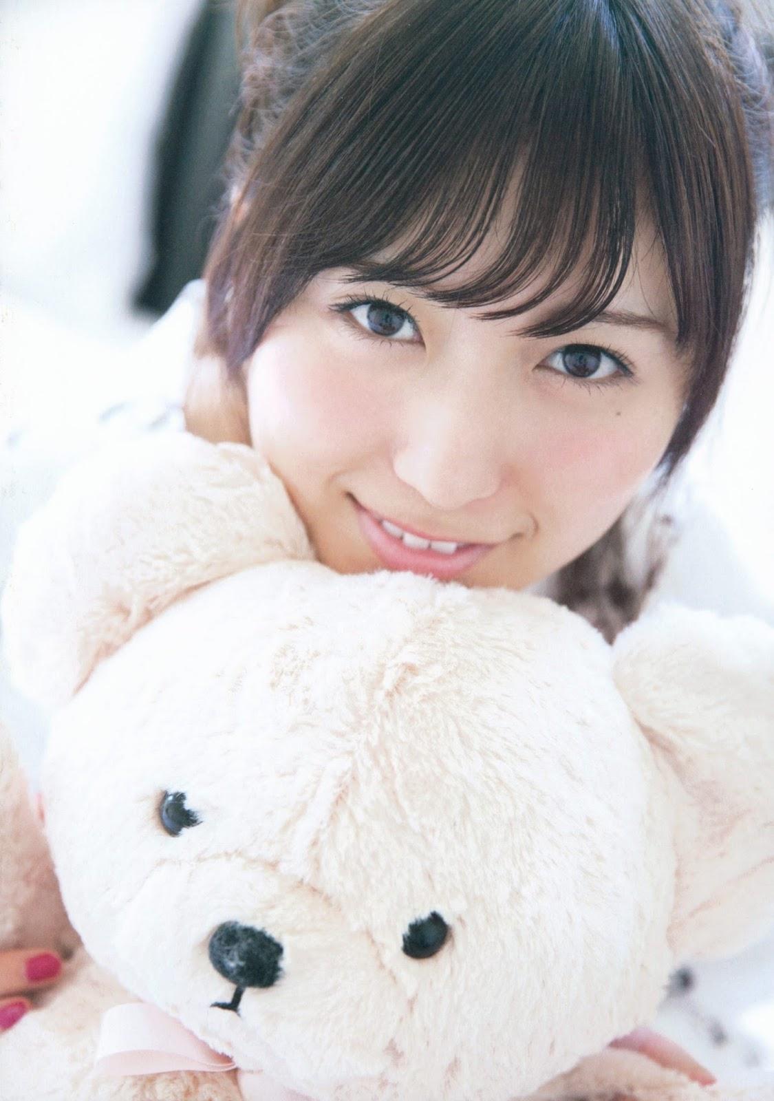 Oshima Ryoka 大島涼花 AKB48, Renacchi Sousenkyo Photobook 2017
