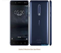 Harga, Spesifikasi Dan Review Nokia 5