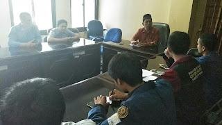 <b>Bahas Soal Penanganan Pasca Gempa, Wakil Ketua DPRD NTB Terima Hearing BEM Unram</b>