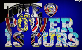 Wallpaper Arema Singo Edan