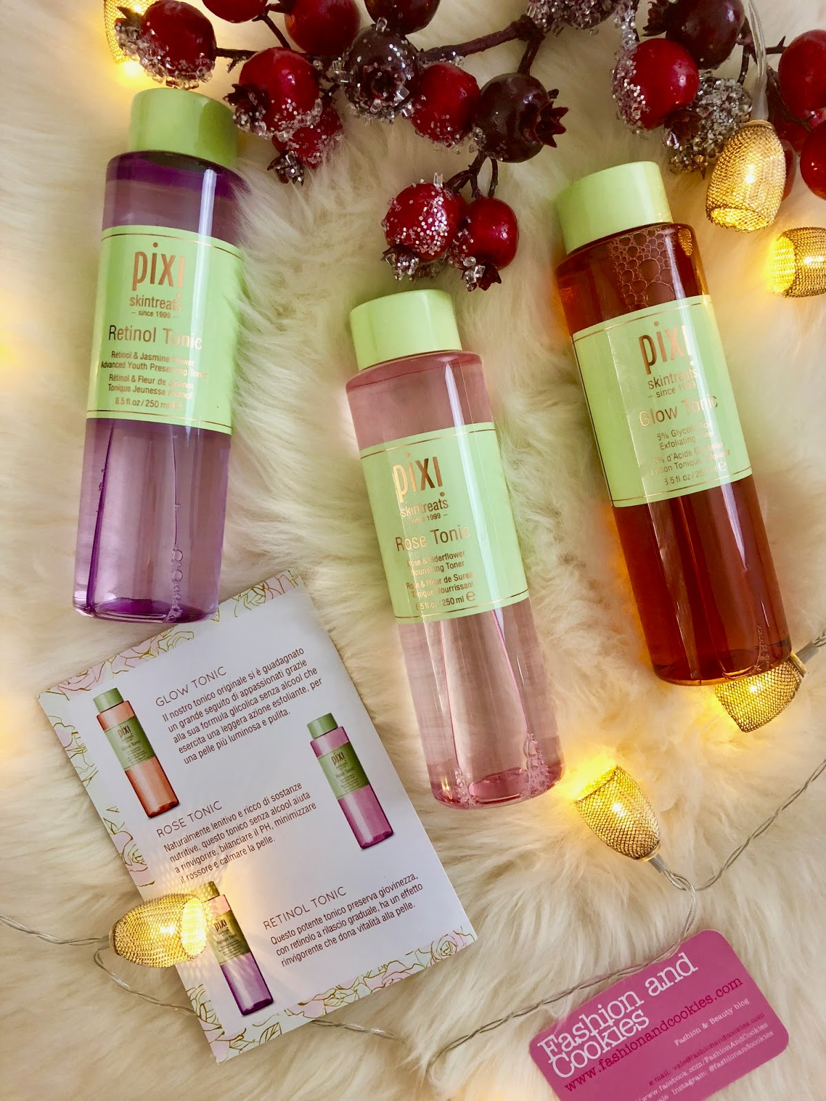 PIXI Beauty Skintreats for a glowing skin on Fashion and Cookies beauty blog, beauty blogger