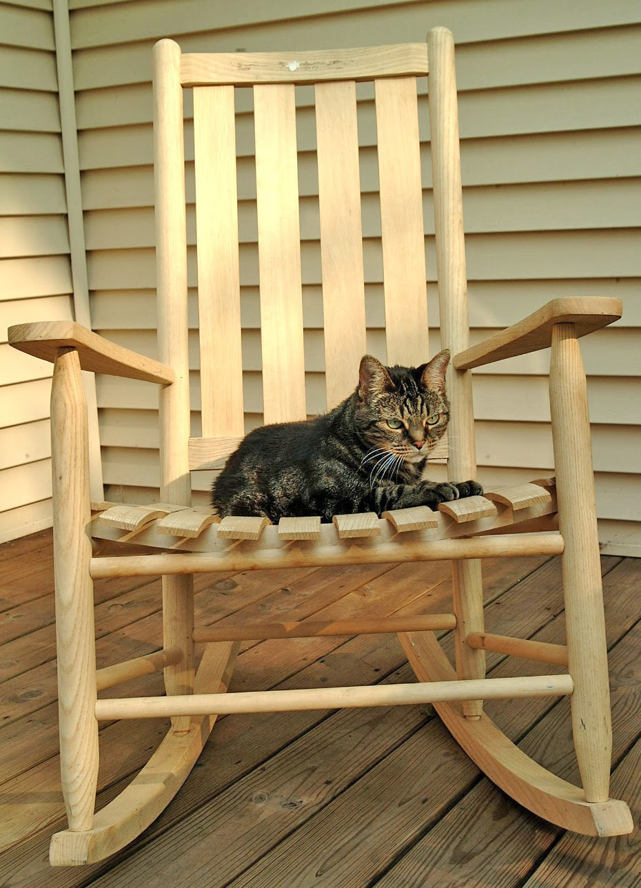 Wood Project Youth Rocking Chair Plans