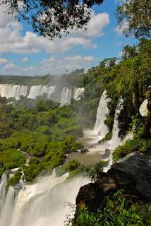 Upper Circuit Iguazu Falls Argentina