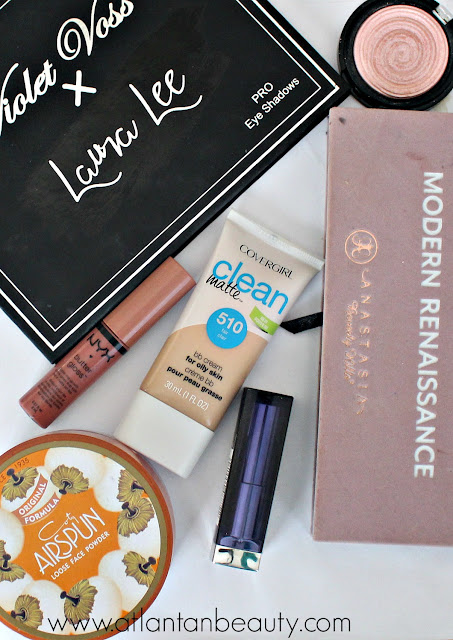 June 2016 Beauty Favorites