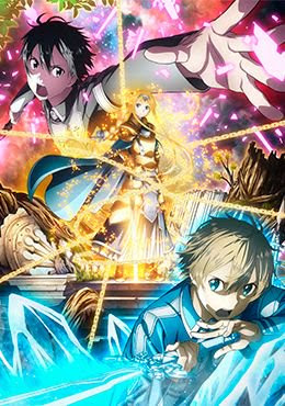 Descargar Sword Art Online Alicization 14/?? Sub Español Ligera-HD 75~140mb - Mega - Zippy! Sword-art-online-alicization
