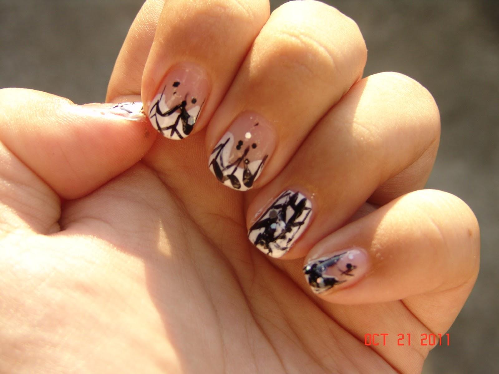 Nails | Spider Webs