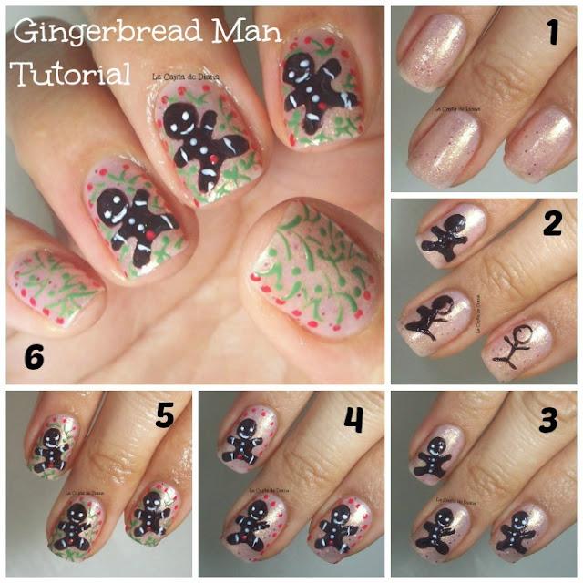 nailart-tutorial-gingerbreadman