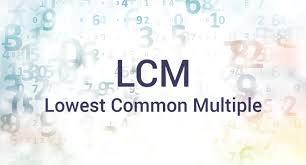 LCM by prime factorization method