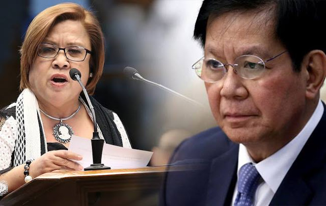 Lacson on De Lima: A lie is a lie, whether it is by commission or omission