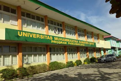 Pendaftaran Mahasiswa Baru (UMSB-PADANG PANJANG) 2021-2022