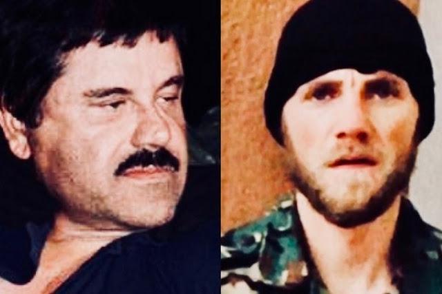 """"""" El agente de la DEA que ayudó a capturar a """"El Chapo"""" Guzmán contó por primera vez detalles de la cacería"""""""