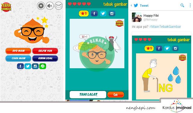 Tebak Gambar | 3 Game Lokal yang Populer di Kalangan Pengguna Android
