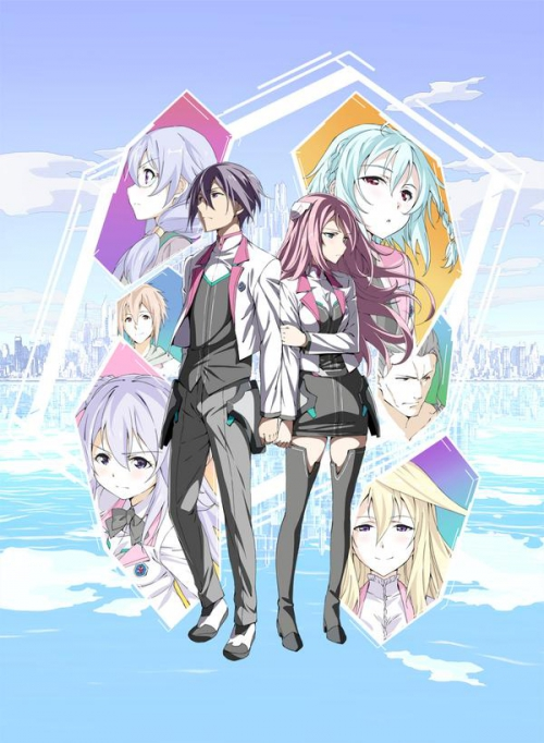 Gakusen Toshi Asterisk (Season 2) | Боевая академия города Астериск (Сезон 2)