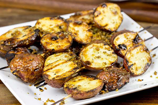 4 ways to grill potato         |          Healthy Meals Club