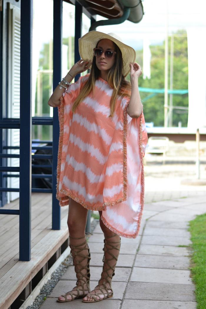 beach summer outfit
