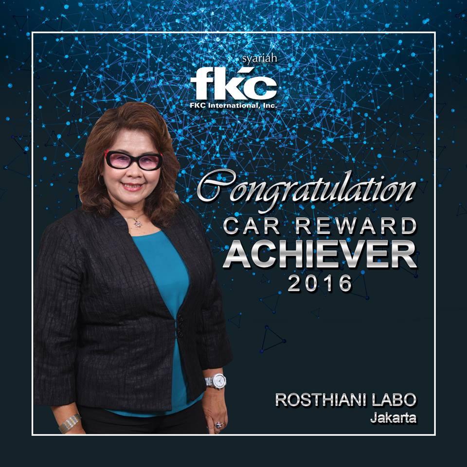 Bisnis Fkc Syariah - Rosthiani Labo