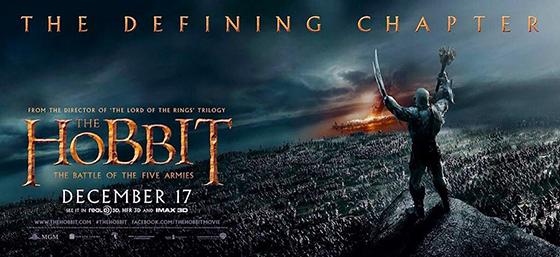 Hobbitul: Bătălia de la Cinci Armate - Azog şi armata orcilor
