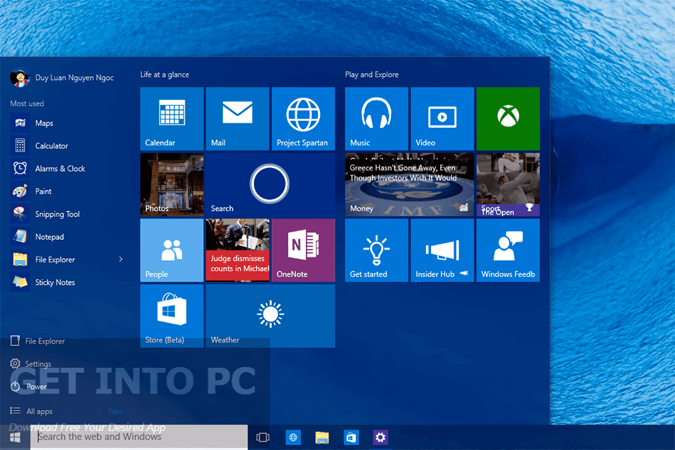 download windows 10 full version 64 bit