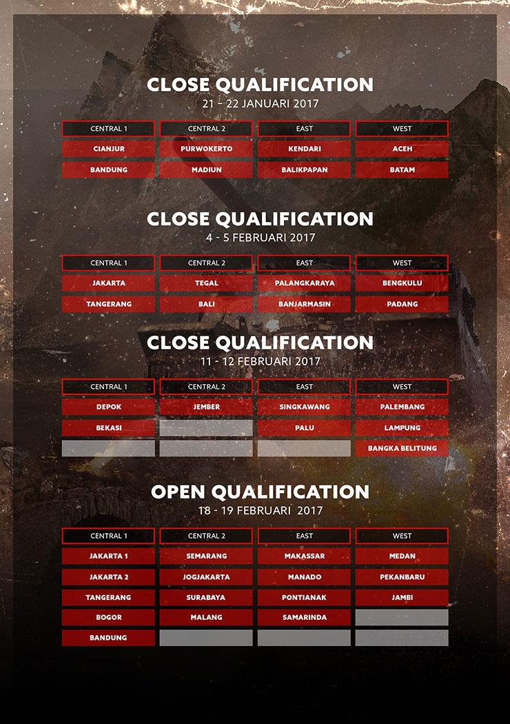 PBGC dan PBLC 2017 - Turnamen e-Sports Point Blank Tingkat Nasional Kembali Digelar