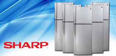 Trung tâm bảo hành tủ lạnh Sharp