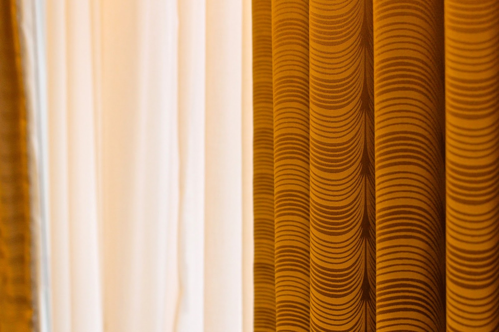 The Beaumont hotel curtains
