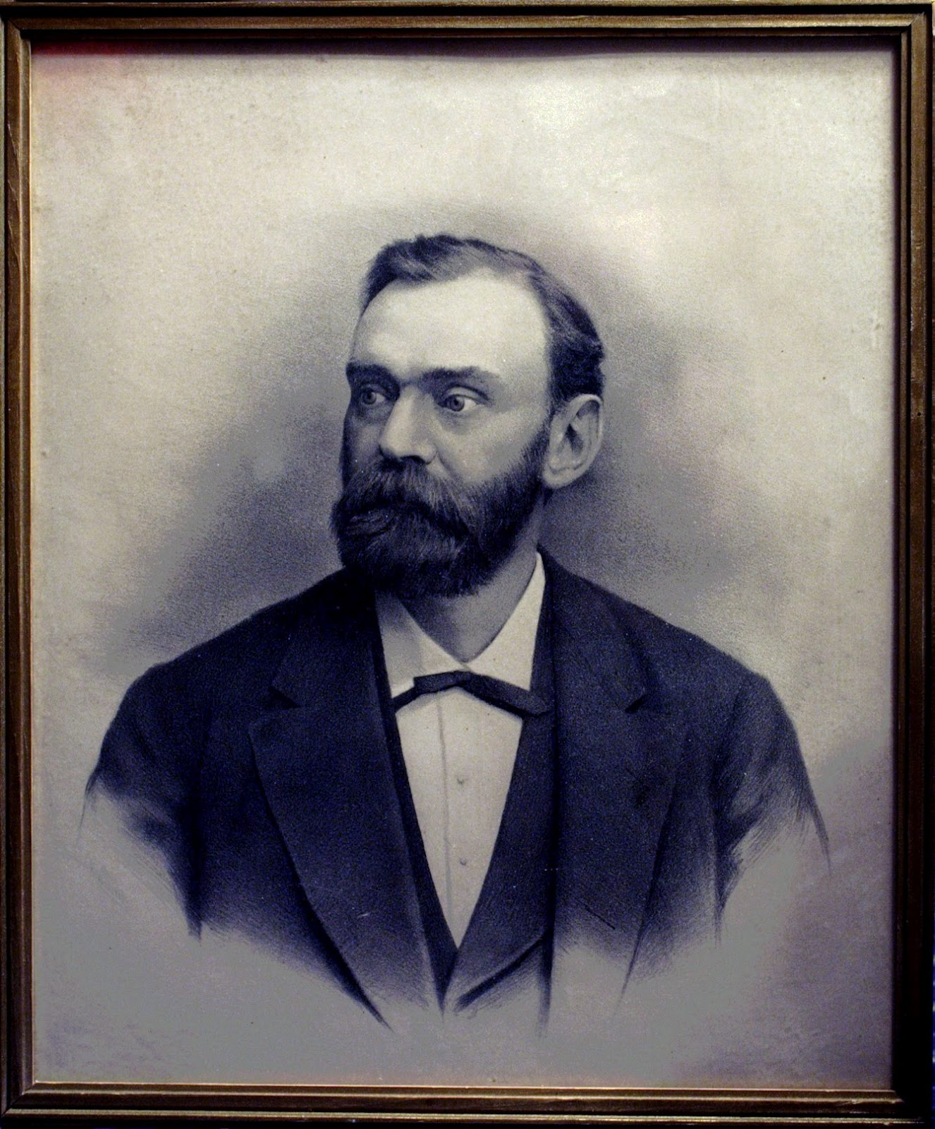 alfred nobel the man behind the While alfred nobel is credited as the creator of dynamite, he is better known for   tune in and learn the story behind the modern air conditioning unit in this.