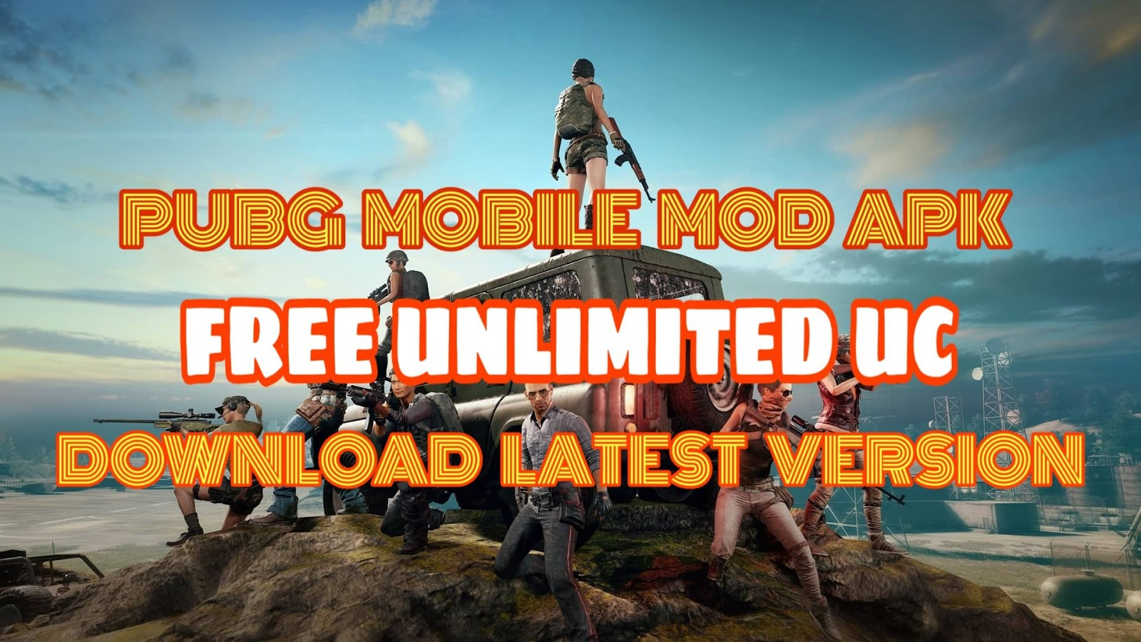 PUBG MOBILE HACK - MOD APK DOWNLOAD - FREE UC - APKSuncle