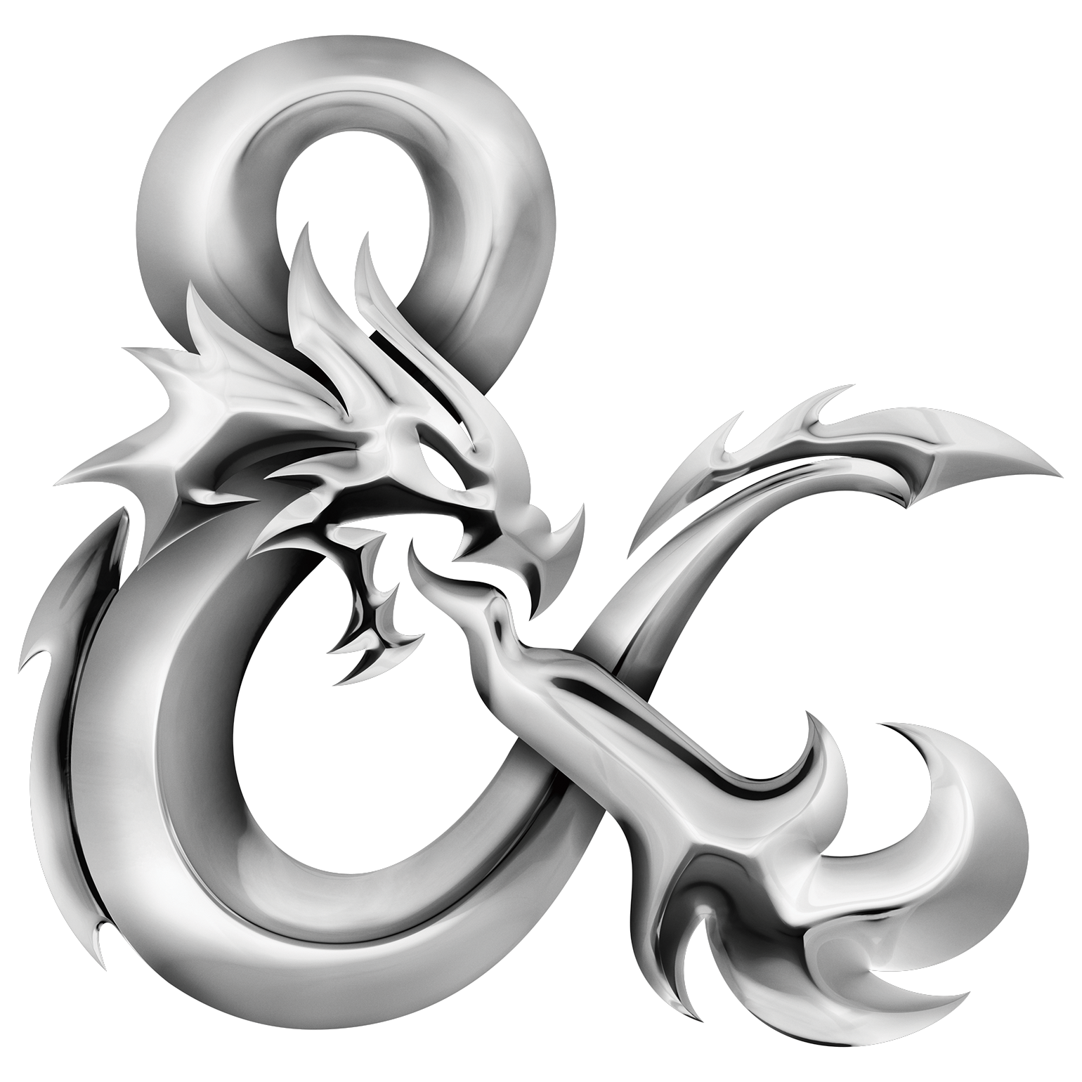 Dungeons & Dragons ampersand