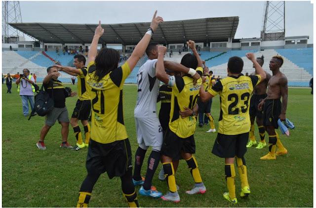 fuerza amarilla serie a futbol ecuador