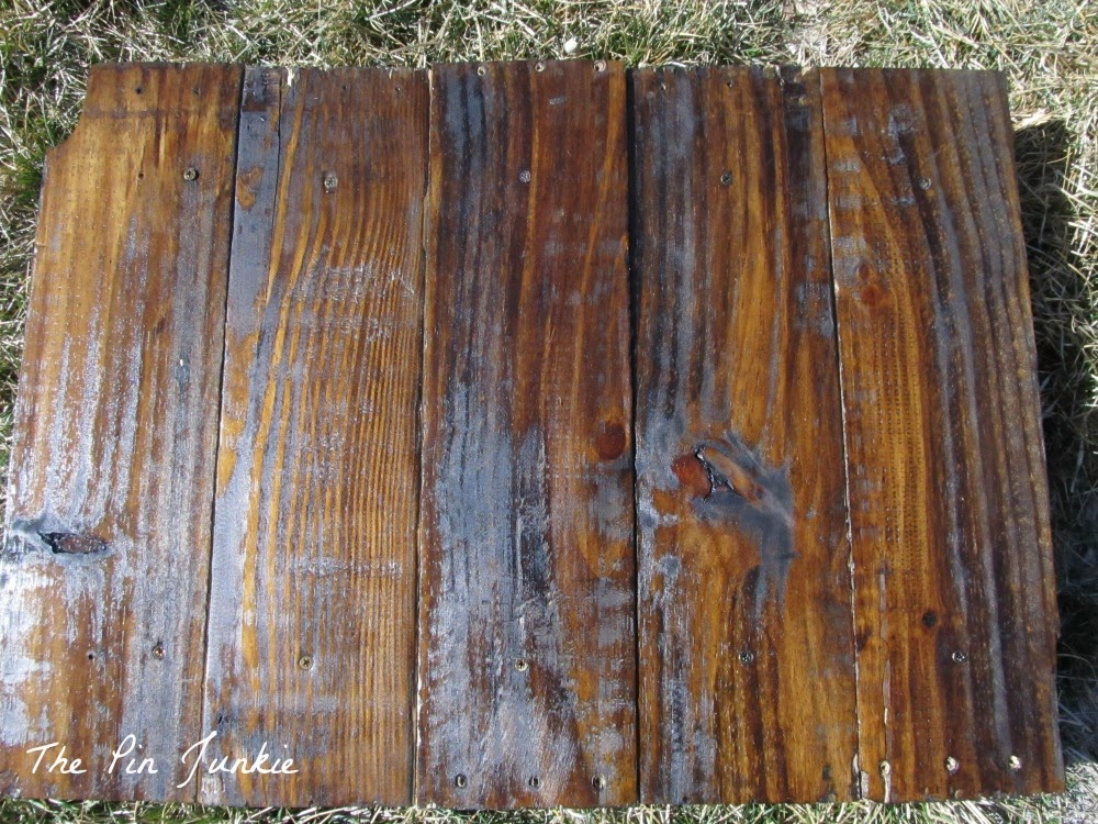 Wood Photo Backdrop