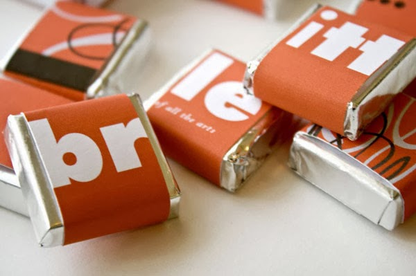 25 Creative Chocolate Bar Wrappers for Your Next Packaging ...