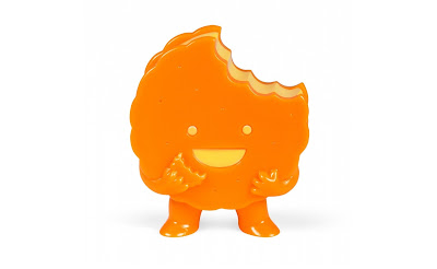 """Dreamsicle Orange"" Foster Vinyl Figure by Super7"