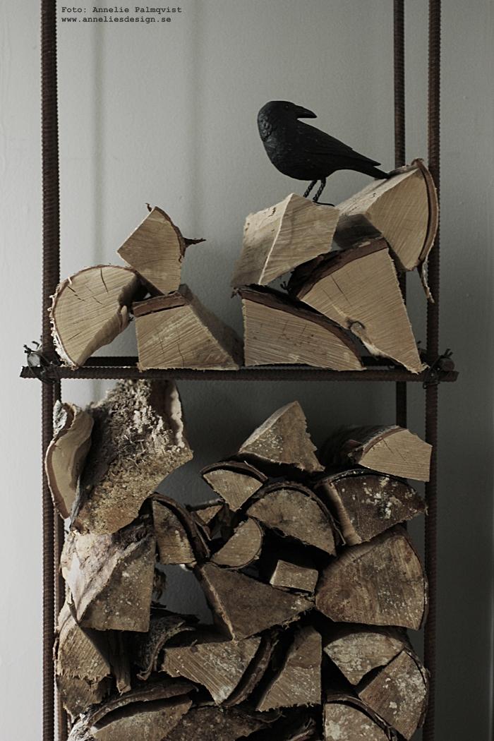 annelies design, webbutik, korp, fågel, fåglar, bengt, karlsson, diy, vedförvaring,