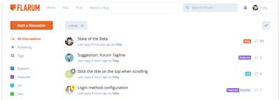 proyectos de código abierto construido con Laravel