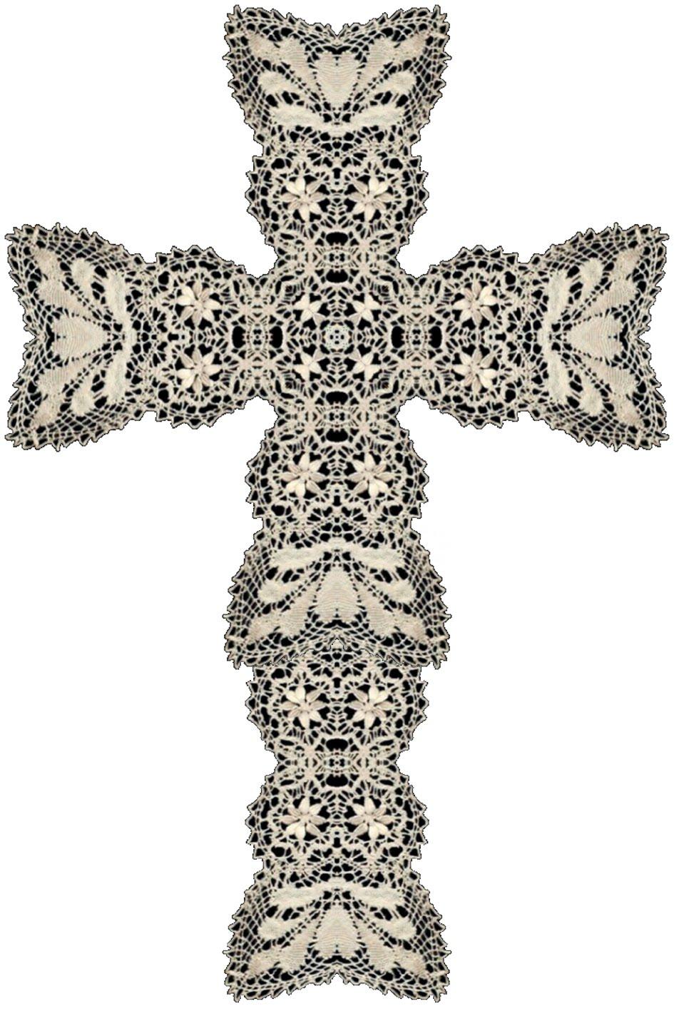 Pretty Cross Clipart