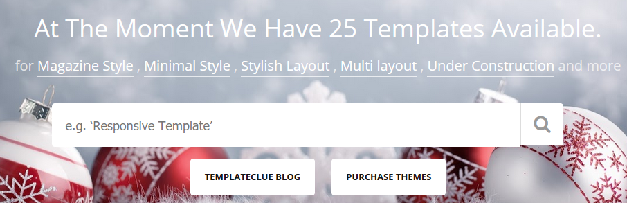 Download Template Blogger Responsive