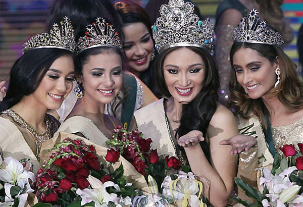 Karen Ibasco Crown Miss Earth 2017 WATCH REPLAY