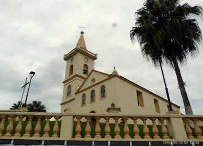 Passeio em Morretes - Igreja Matriz Nossa Senhora do Porto