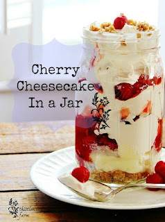 http://www.thistlewoodfarms.com/cherry-cheesecake-in-a-jar/