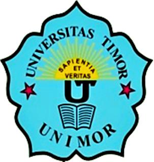 PENERIMAAN CALON MAHASISWA BARU ( UNIMOR )  UNIVERSITAS TIMOR