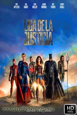Liga De La Justicia [1080p] [Latino-Ingles] [MEGA]