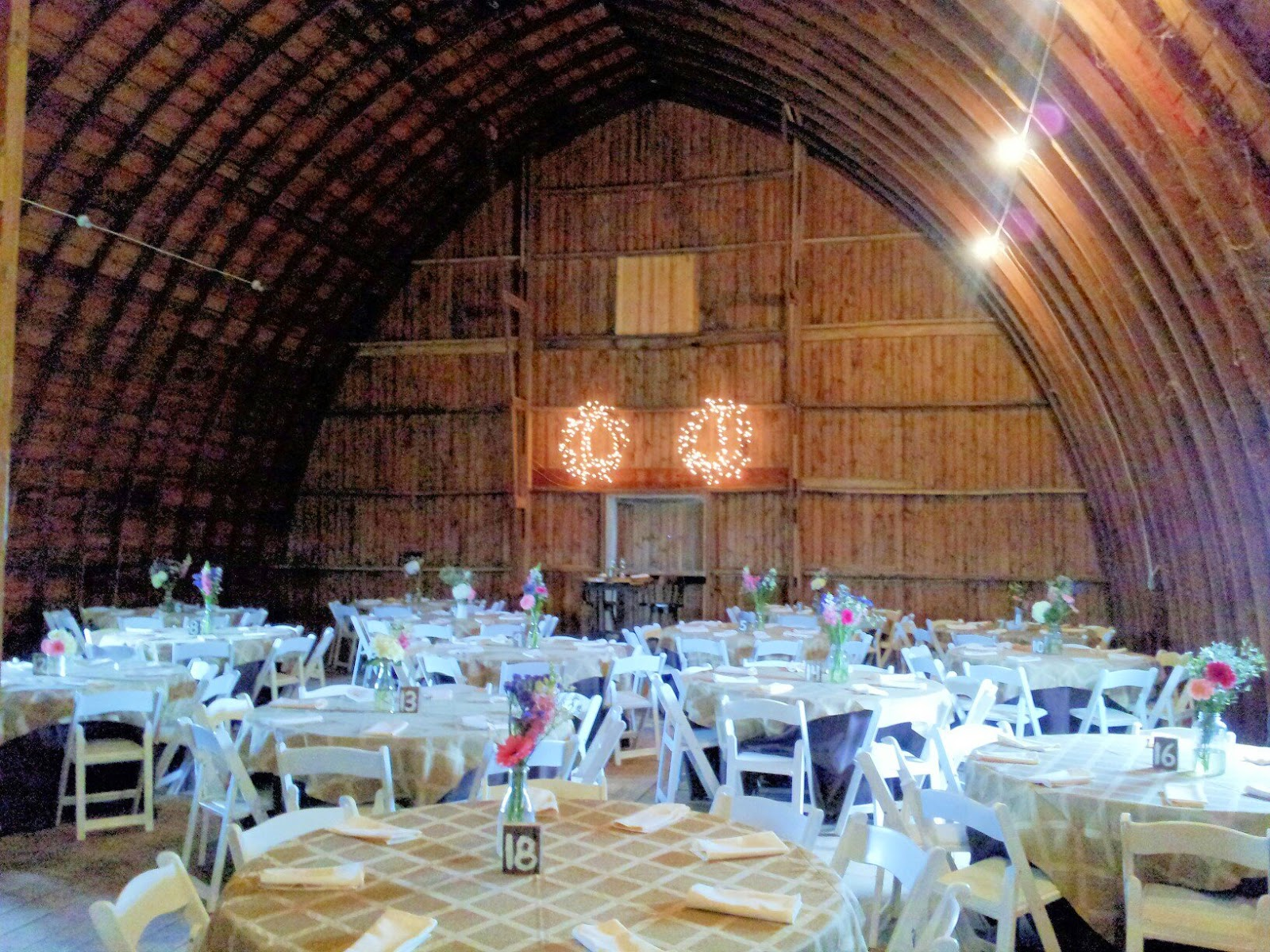 The DJ Guy: Venue Review: Barn Weddings (all over Michigan)