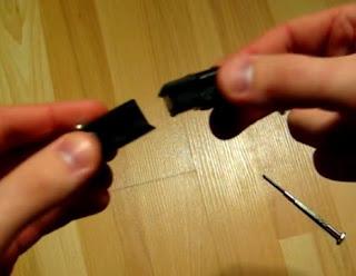 cara memperbaiki remote kunci yang rusak
