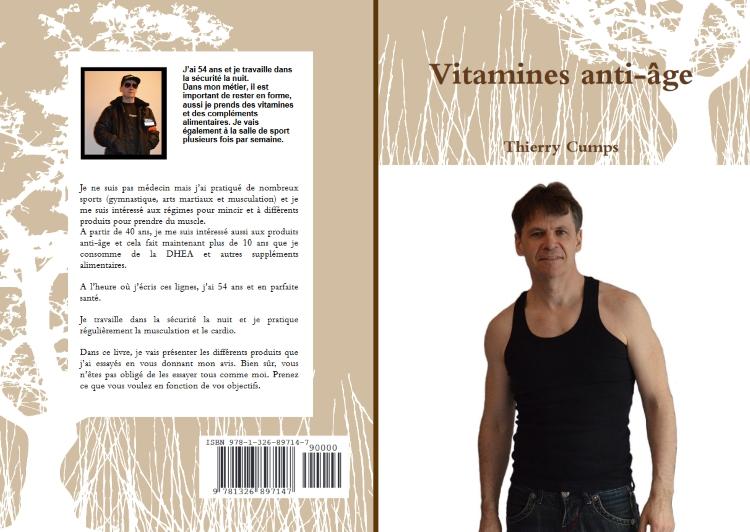 vitamines anti-âge