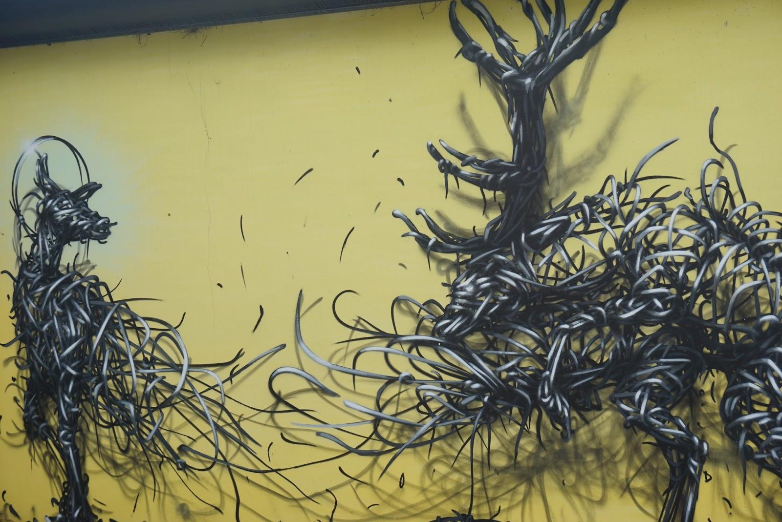 The Wynwood Walls - The Crown Wings