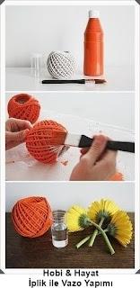 Hobi Vazo Modelleri 1