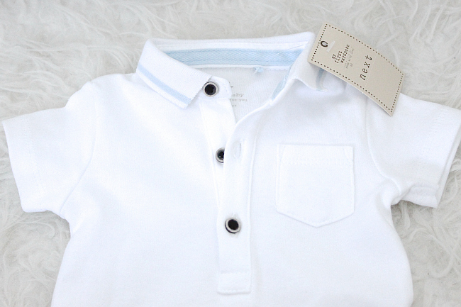 newborn polo shirt