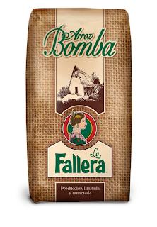 Arroz bomba La Fallera