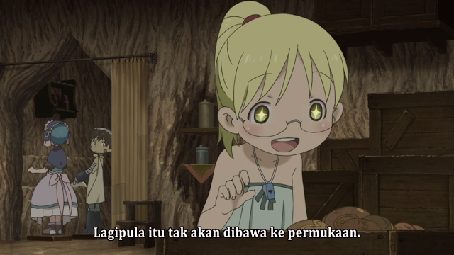 Made in Abyss Episode 06 Subtitle Indonesia